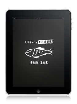 iFish Sask iPad Backgrounds - Fishing in Sask