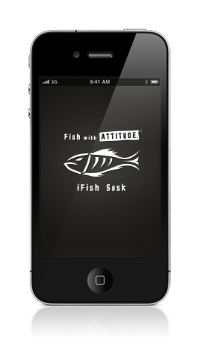 iFish Sask iPhone Backgrounds - Fishing in Sask